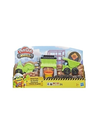 Play-Doh Play-Doh Süper Inşaat Seti E4293 Renkli